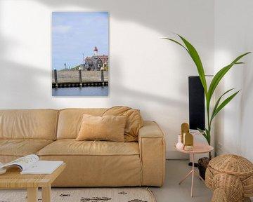 Backbordansicht des Leuchtturms von Patricia Fotografie