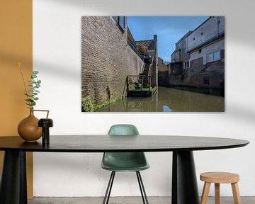 Binnendieze in Den Bosch van Foto Amsterdam / Peter Bartelings