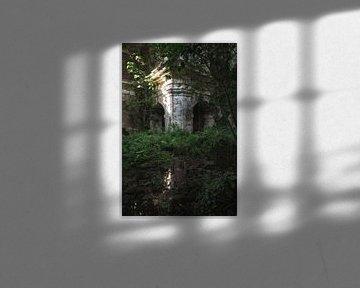 Kirche Die Natur übernimmt 3 von Kirsten Scholten