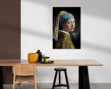 Meisje Met De Parel - The Simply Shaded Edition von Marja van den Hurk