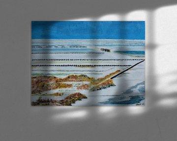 Winterwandeling / Winterwalk van Henk de Boer