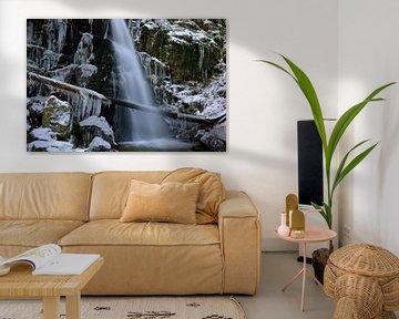 Zweribach Wasserfall von Patrick Lohmüller