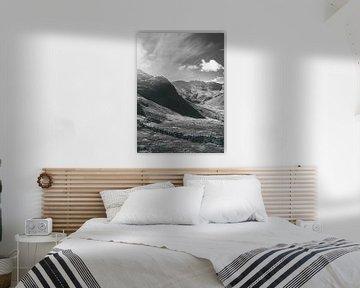 Seenplatte I von Rik Sparreboom