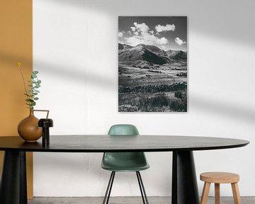 Seenplatte II von Rik Sparreboom