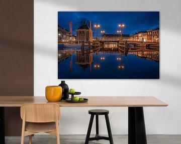 Leiden in Lockdown: Haven van Carla Matthee
