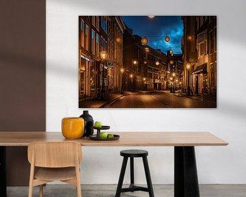 Leiden in Lockdown: Breestraat van Carla Matthee
