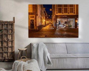 Leiden in Lockdown: Burgsteeg