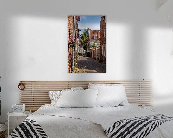 Impression: Maisons murales d'été à Amersfoort sur Andrea de Jong