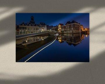 Leiden in Lockdown: Catharinabrug