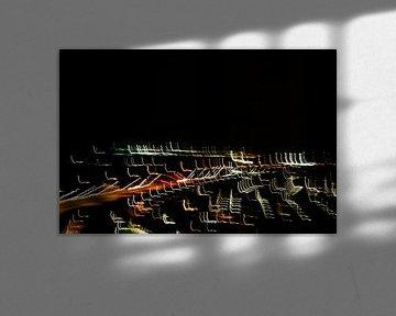 Amersfoort in Abstract van Julius Koster