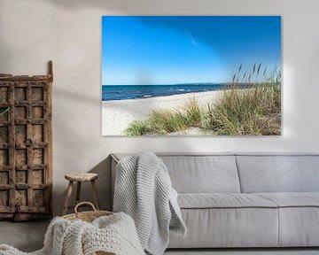 Dünen am Strand in Glowe auf Rügen, Schaabe von GH Foto & Artdesign