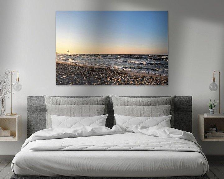 Beispiel: Möwen am Norstrand in Göhren auf Rügen von GH Foto & Artdesign