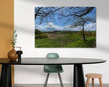 Göhren mit Blick zu den Zicker Berge von GH Foto & Artdesign