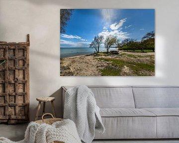 Südstrand in Göhren auf Rügen von GH Foto & Artdesign