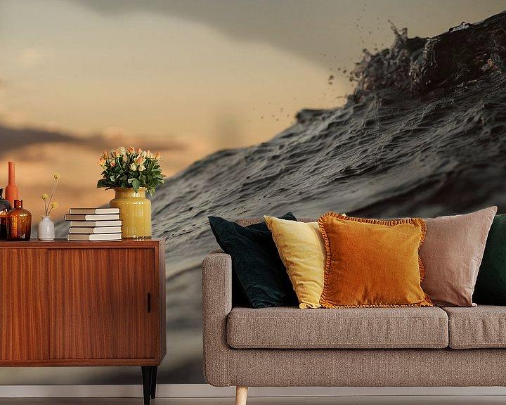 Impression: Sunset surf Domburg 8 sur Andy Troy