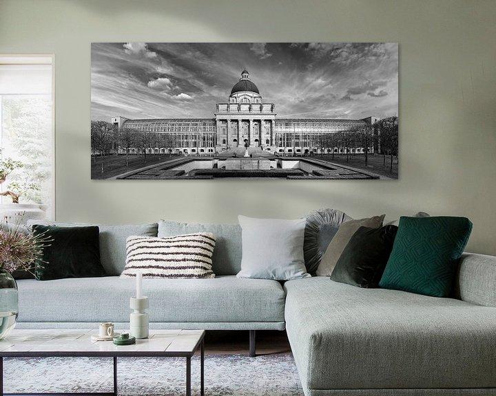 Sfeerimpressie: Staatskanselarij München van Denis Feiner