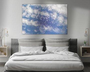 Blasen und Blumen von Wendy de Waal