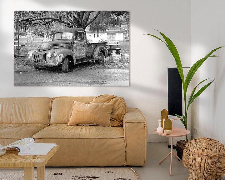 Sfeerimpressie: Ford PickUp Truck van Willem van Holten