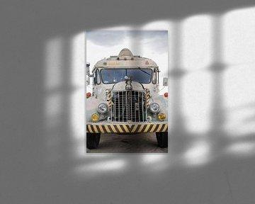 Bus américain Mad Max sur Ton Tolboom