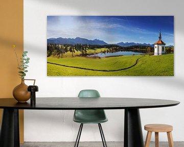 Hegratsrieder See im Allgäu