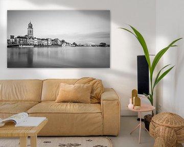 Deventer in zwart-wit van Henk Meijer Photography
