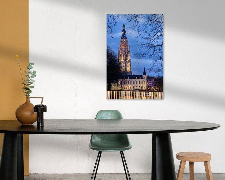 Impression: Vue imprenable sur Breda Spanjaardsgat sur JPWFoto