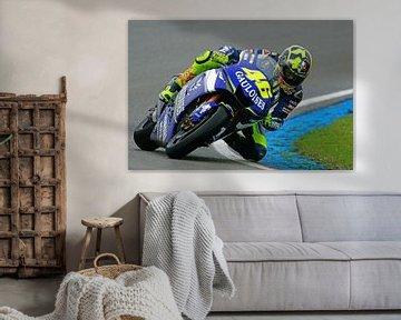 Valentino Rossi von Henk Meijer Photography