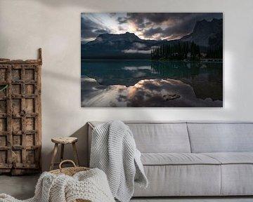 Emerald Lake, Yoho National Park, British Columbia, Kanada von Alexander Ludwig