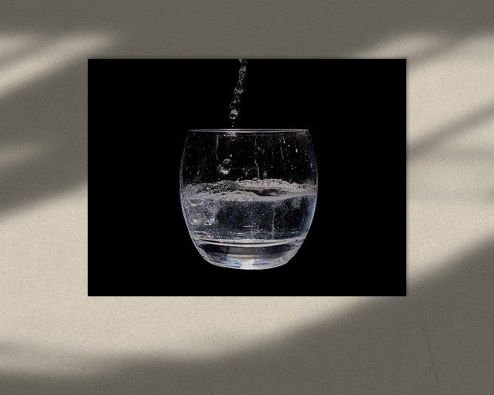 Beispiel: Wasserglas von Klaus Feurich Photography