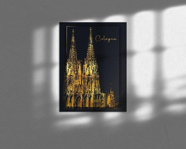 Impression: Cologne sur Printed Artings