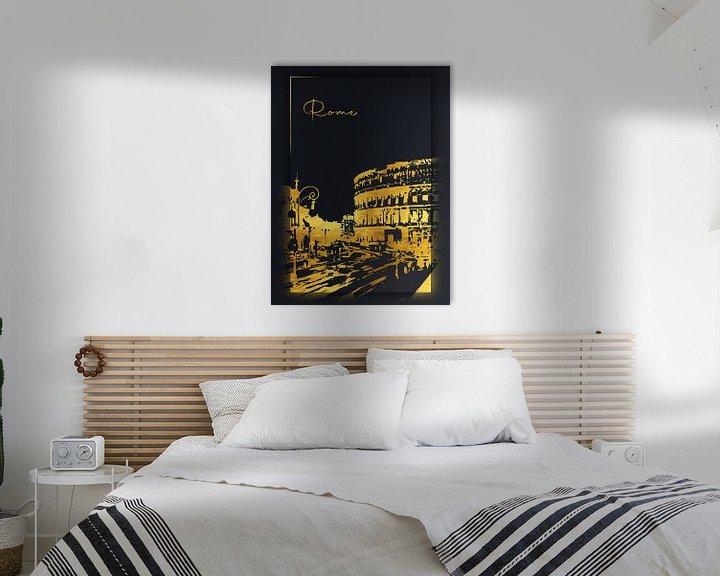 Beispiel: Rom von Printed Artings