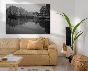Amsterdam in Schwarz und Weiß! von Ronald van Kooten