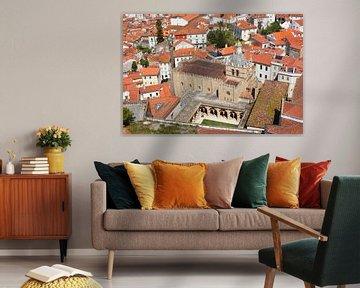 Se Velha, cathédrale, église, Coimbra, vieille ville sur Torsten Krüger