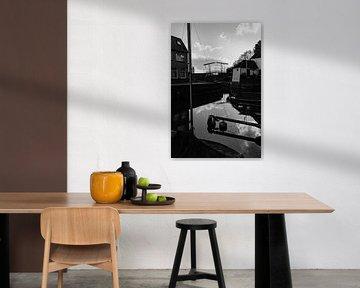 Drawbridge Marina von van Buren Fotografie
