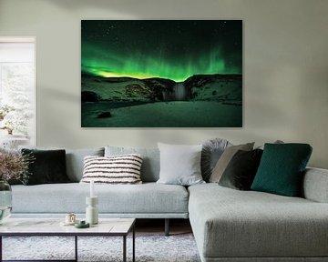 Polarlicht Aurora Borealis Aurora Borealis von Henry Oude Egberink