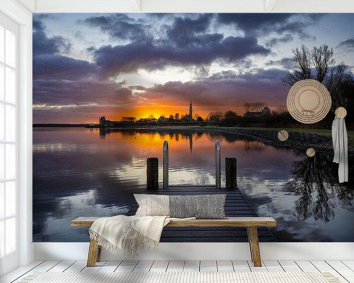 Impression: Veere Skyline sur Thom Brouwer