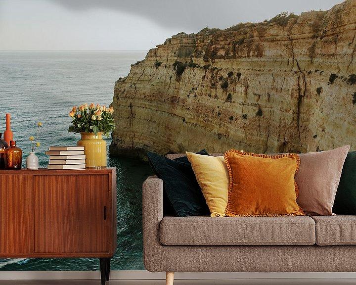 Impression: Praia Vale de Covo, Portugal sur Marloes Floor