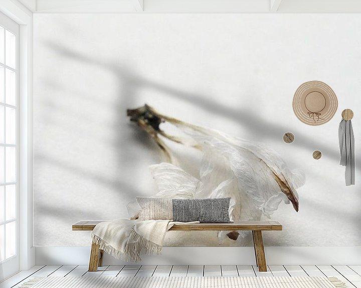 Sfeerimpressie behang: Gevallen van Miss Antenna