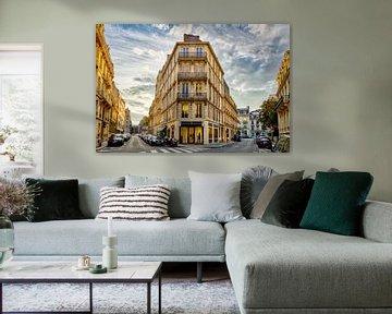 The elegant streets of Paris van Myrna's Photography