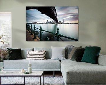 SYDNEY Harbour Bridge und der Oper von Jiri Viehmann
