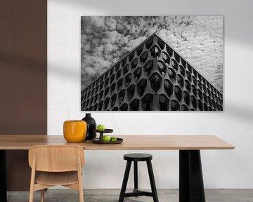 Brutalismus in Brüssel von Miss Dee Photography