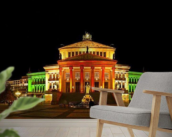 Impression: Panorama du Gendarmenmarkt Berlin sur Frank Herrmann