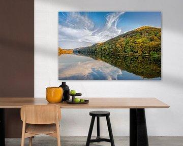 Prachtige herfstkleuren vanaf de Moezel van Jan van Broekhoven