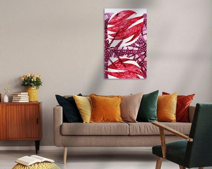 Beispiel: Der Ursprung einer Tulpe von Godelieve Kunst
