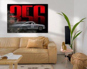 Porsche 356 Outlaw von Theodor Decker
