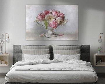 Flower Symphony - bella vintage von Lizzy Pe