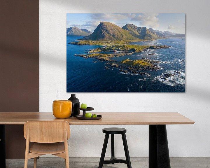 Sfeerimpressie: Vesterålen Noorwegen van Jeroen Kleiberg