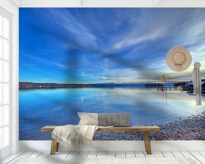 Impression: Le lac Starnberg près de Munich sur Roith Fotografie