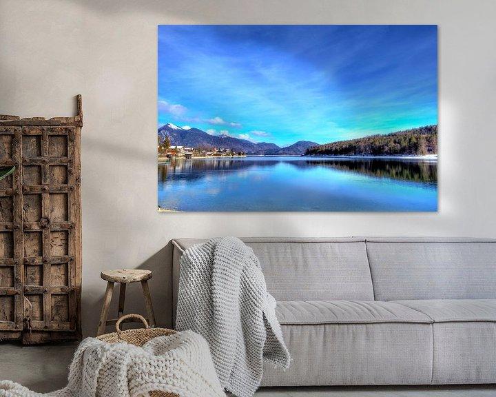 Beispiel: With a view am Walchensee von Roith Fotografie