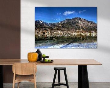 La montagne en vue sur Roith Fotografie